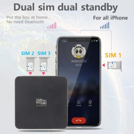 SIMADD cloud network dual SIM remote standby for all iPhone
