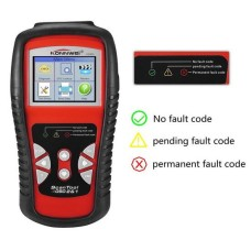 OBD2/ EOBD Car Diagnostics Auto Scanner, Automotive Fault Code Reader Diagnostic Tool