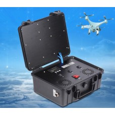 UAV shield, Drone jammer,suitcase style, 1.5G/ 2.4G/ 5.8GHz