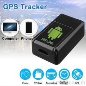 Mini Car GPS Locator Real Time Tracker GSM/ GPRS/GPS Network Tracker