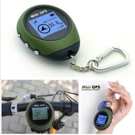 Mini GPS location finder