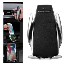 Auto Clamping 10w Wireless Car Charger Air Vent Phone Holder Mount
