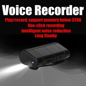 MAGNETIC MINI SPY VOICE RECORDER SUPER SENSITIVE MICROPHONE HIGH QUALITY SOUND